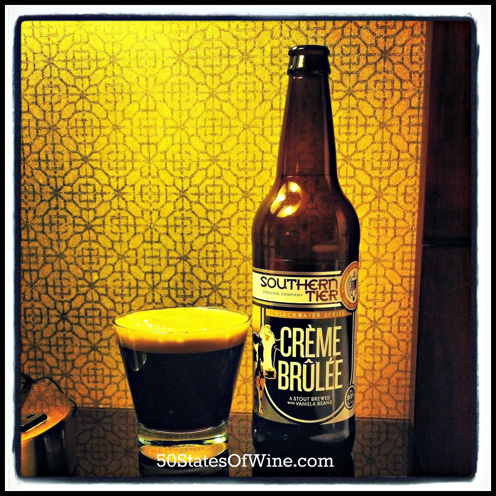 Southern Tier Crème Brûlée Imperial Milk Stout