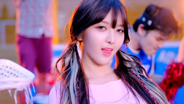 AoA Chanmi Heart Attack Teaser