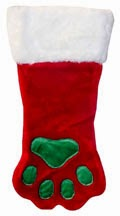 Kyjen Christmas Paw Stocking