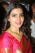 Samantha glamorous photos in saree-thumbnail-5