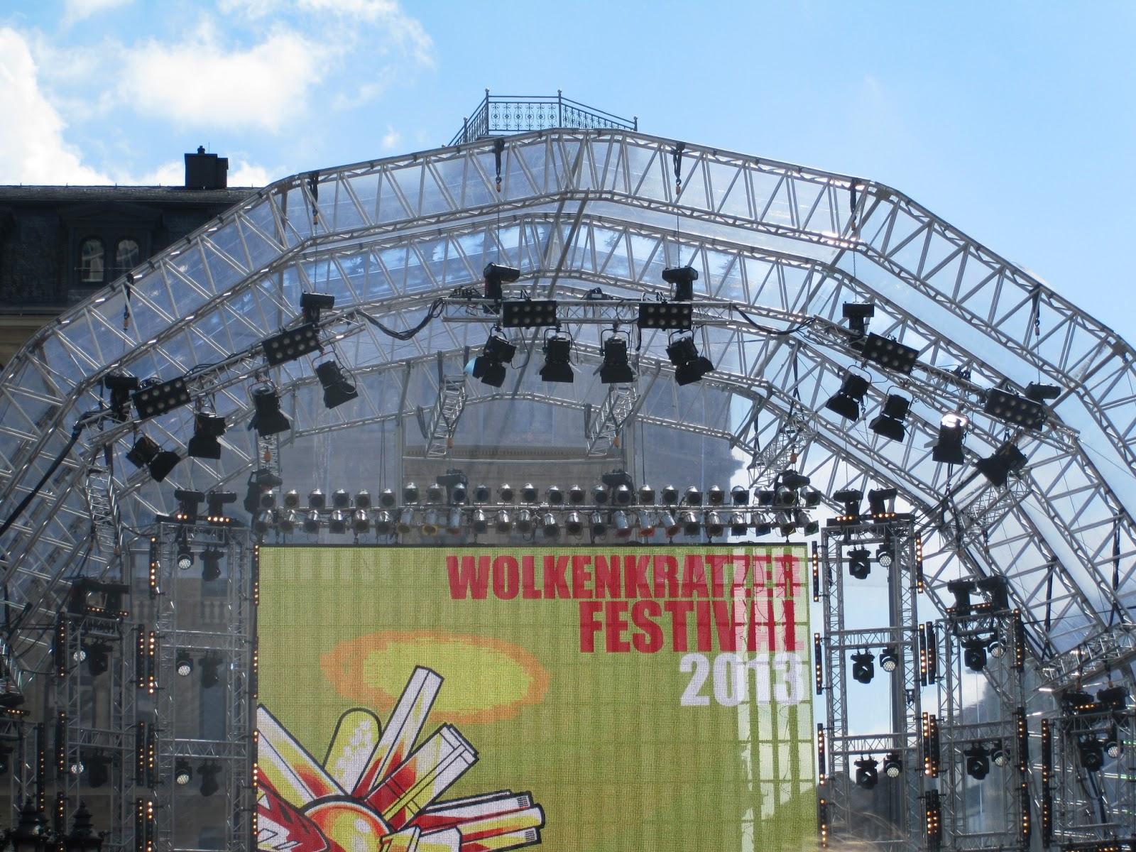 Wolkenkratzer Festival 2013