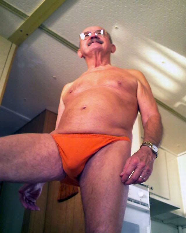 Gays Wearing Panties 115