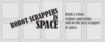 Robot Scrappers in Space