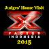 Daftar Lagu X Factor Indonesia (2015) - Judges Home Visit (LENGKAP!!)