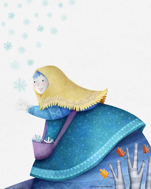 The Snow Maiden, La doncella de Nieve