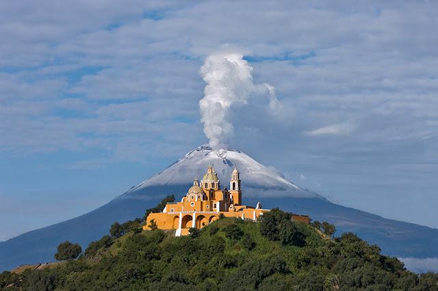 Visita Cholula, Puebla