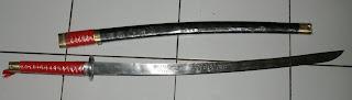 Pedang katana