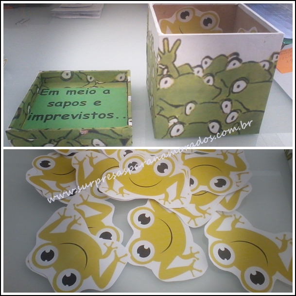 caixa meu príncipe é você