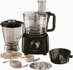 Amazon: Buy Philips Hr 7629/90 Food Processor Rs. 3132 (SBI Cards) or Rs.3480