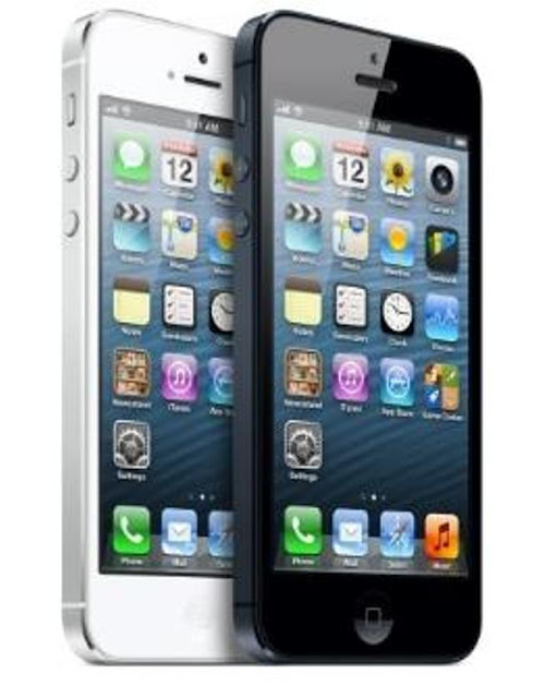 About iPhone 5 iOS6