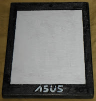 Wood tablet: [Humor: Now I've done it, I think I bricked my tablet]
