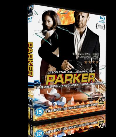 Parker (2013) DVDR NTSC Español Latino/Ingles 5.1