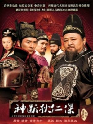 phim Thần Thám Địch Nhân Kiệt 3 - Judge Di 3