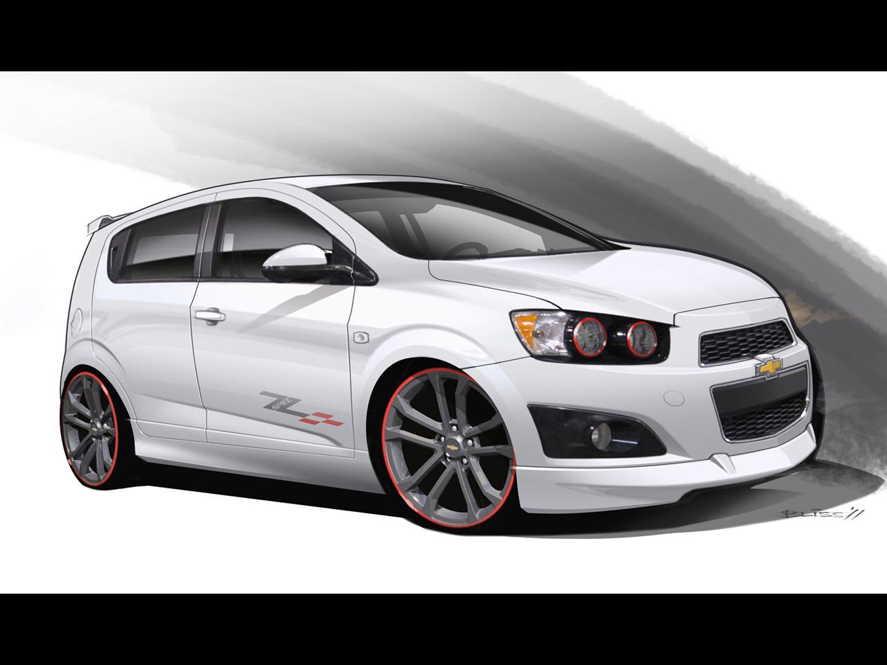 Imagenes De Autos Nuevos Chevrolet Sonic