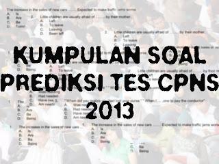 Welcome To Sd 125 Vi Pulau Aro Ii Download Soal Soal Tes Honorer Cpns K2 2013