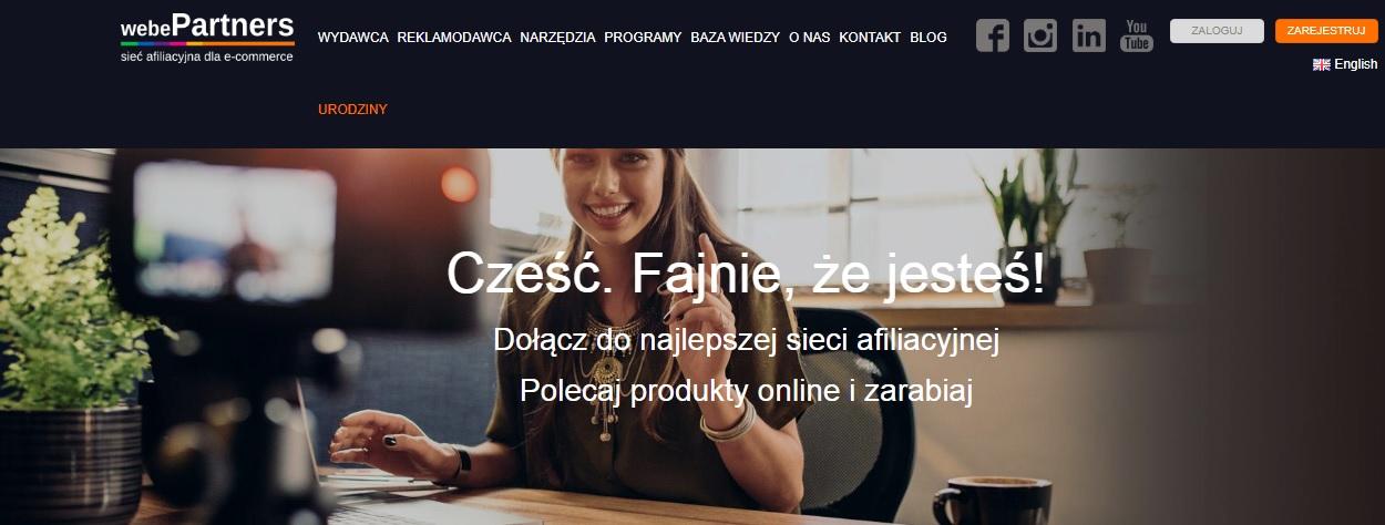 Dołącz do WebePartners