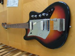 Craigslist Vintage Guitar Hunt: 1965 Klira Jazzmaster ...