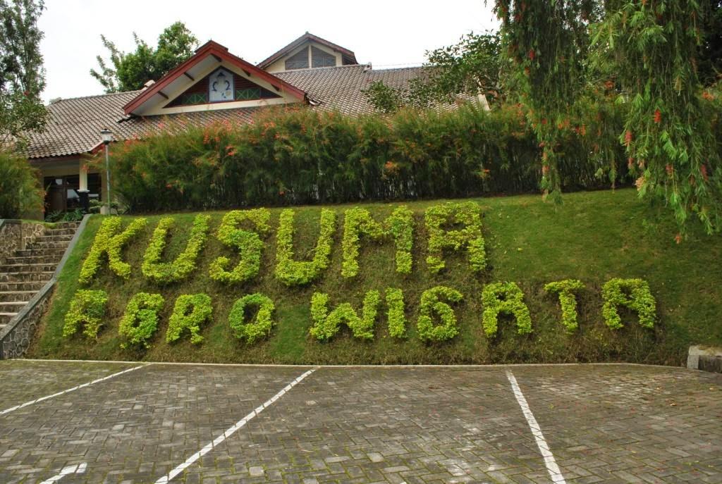 Foto tempat wisata kusuma agrowisata