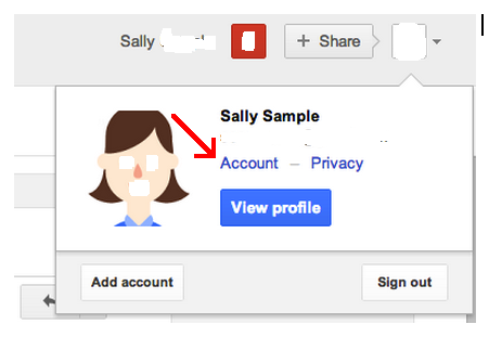 security holes in google account