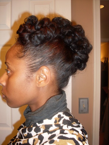 Hairstyles With Banana Clip | hairstylegalleries.com