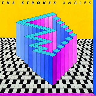 the strokes angels ilusion optica disco