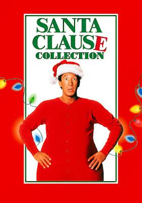 The Santa Clause Coleccion DVD R1 NTSC Latino