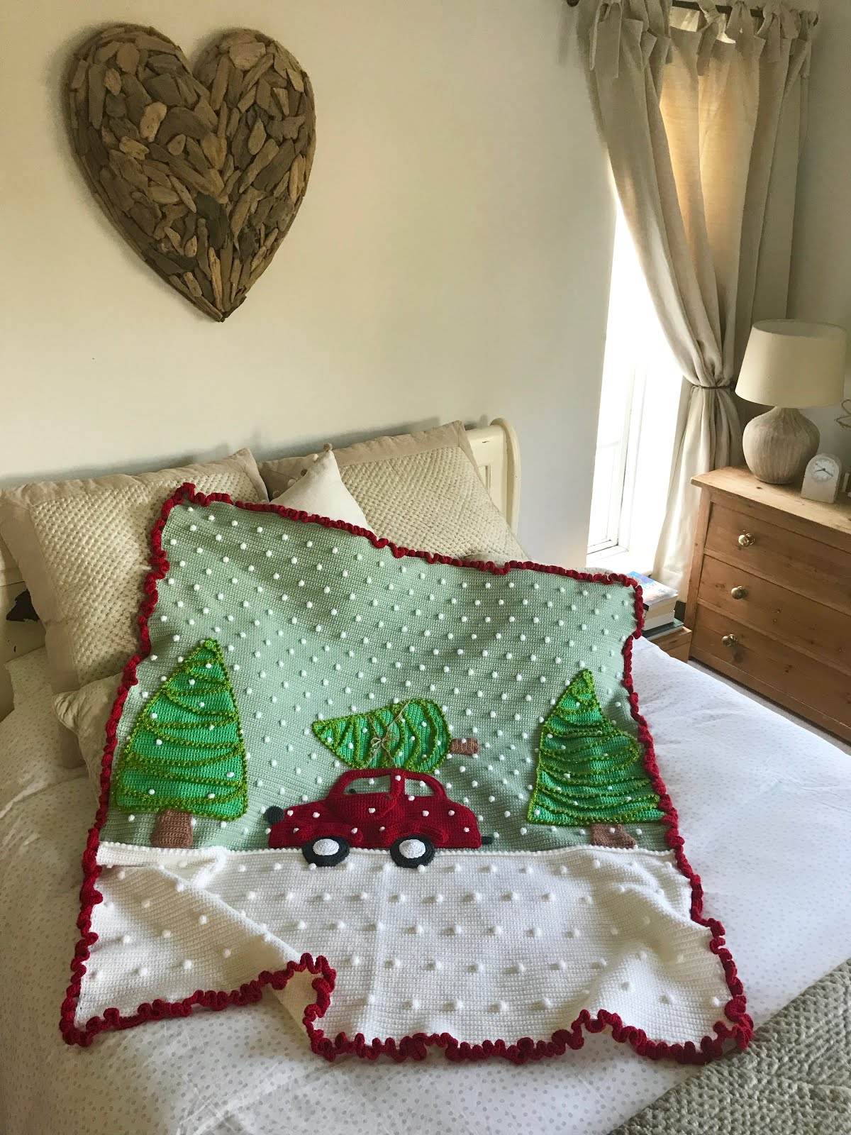 Christmas Blanket Pattern