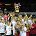 The Alaska Aces are the new champions of…