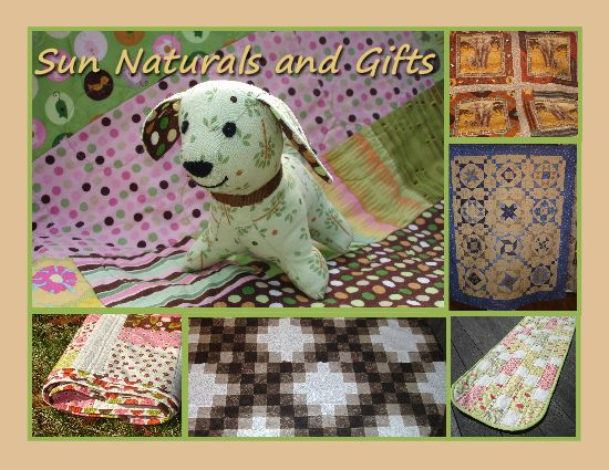 Sun Naturals and Gifts... the Quilty Side