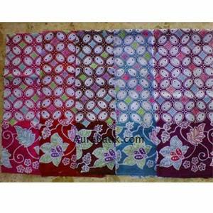 Foto Baju Batik Printing Solo