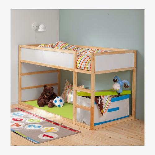 El mundo con nuestro ambiente montessori - Ikea letto montessori ...