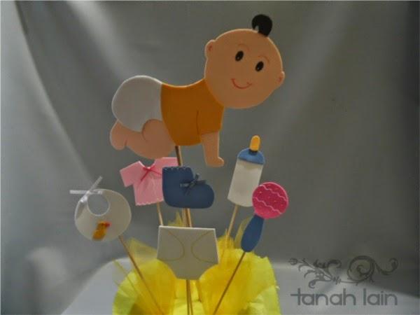 goma eva para baby shower | facilisimo.com