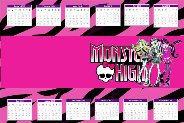 Calendario 2013.