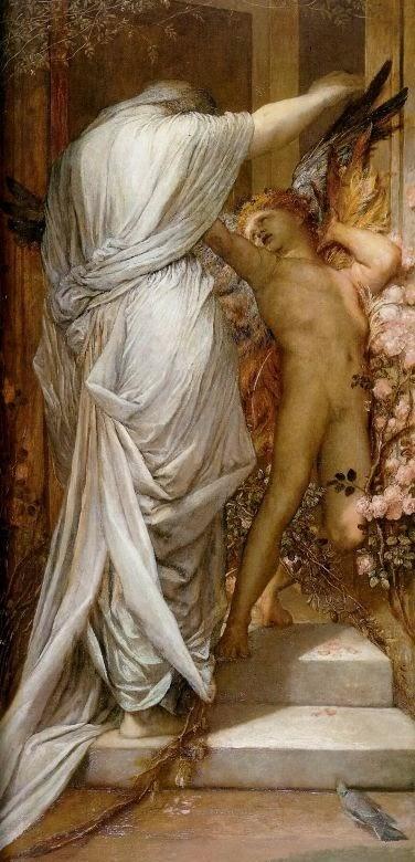personification,victorian painter,symbolist art