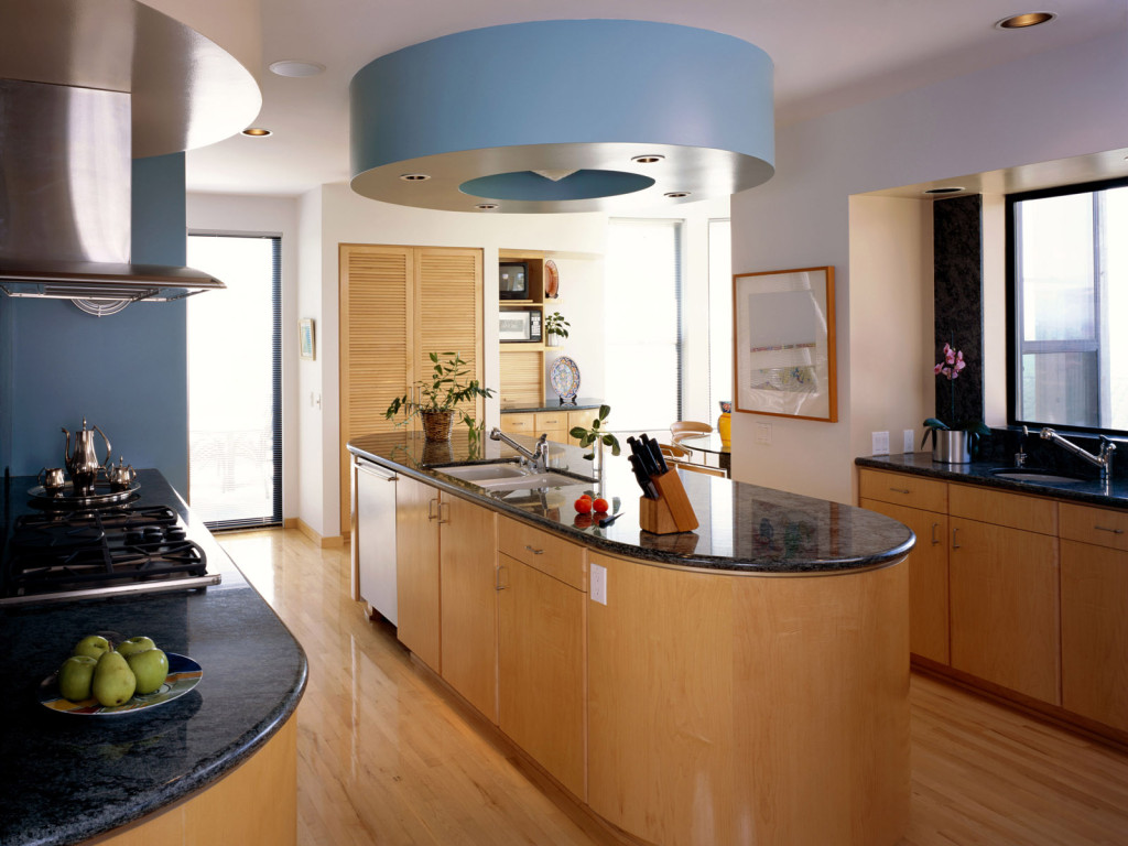 Kitchen Design Modern Home,