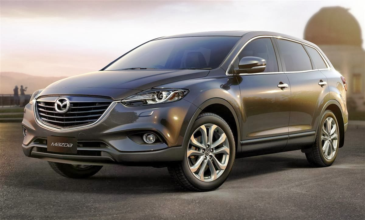 worldscarnews mazda cx 9 2013 for the family who does not. Black Bedroom Furniture Sets. Home Design Ideas