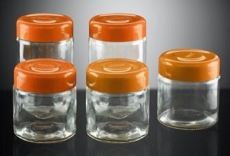 Roxx Rainbow Glass Jar 5 Pcs Set worth Rs.295 for Rs.195 Only @ Pepperfry (Free Home Delivery)