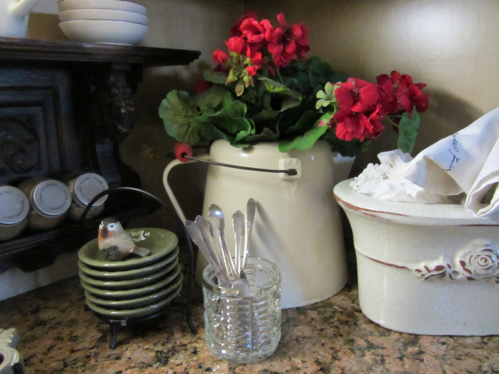 At rivercrest cottage putting the kitchen together - Putting together stylish kitchen abcs ...
