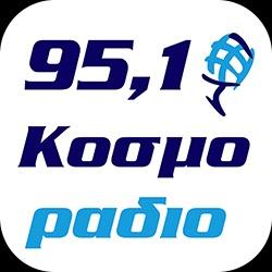 Ραδιοφωνικός Σταθμός Κοσμοράδιο 95,1 Fm