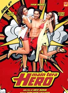Main Tera Hero Cast and Crew