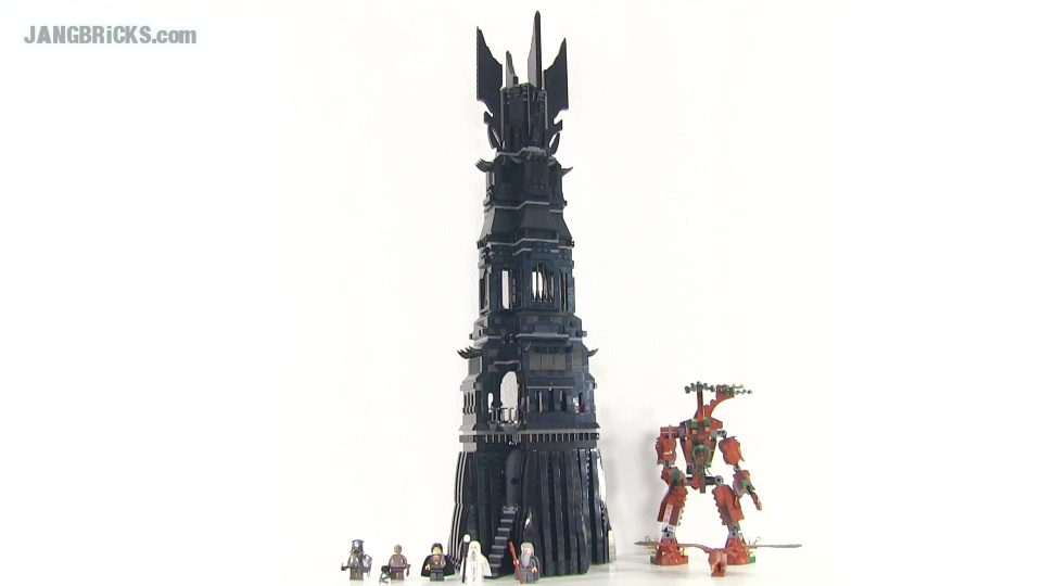 Lego Movie Lord Business Tower Lego Lord of The Rings Tower