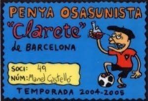 carnet temporada 2004-05