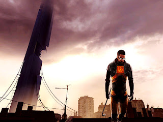 Half-Life Gordon Freeman HD Wallpaper