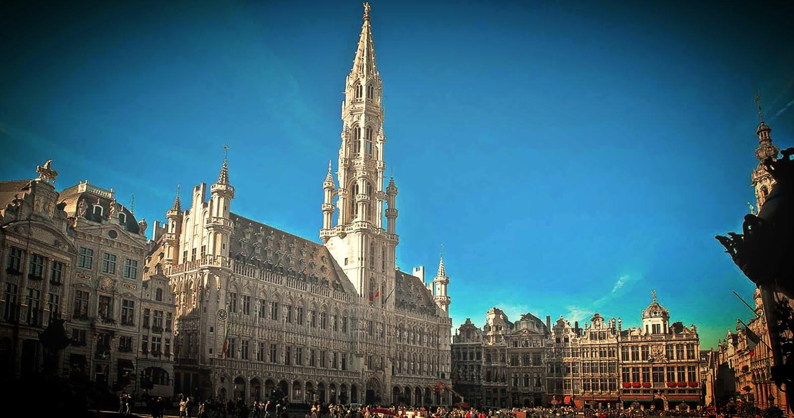 Grande Place - Bélgica
