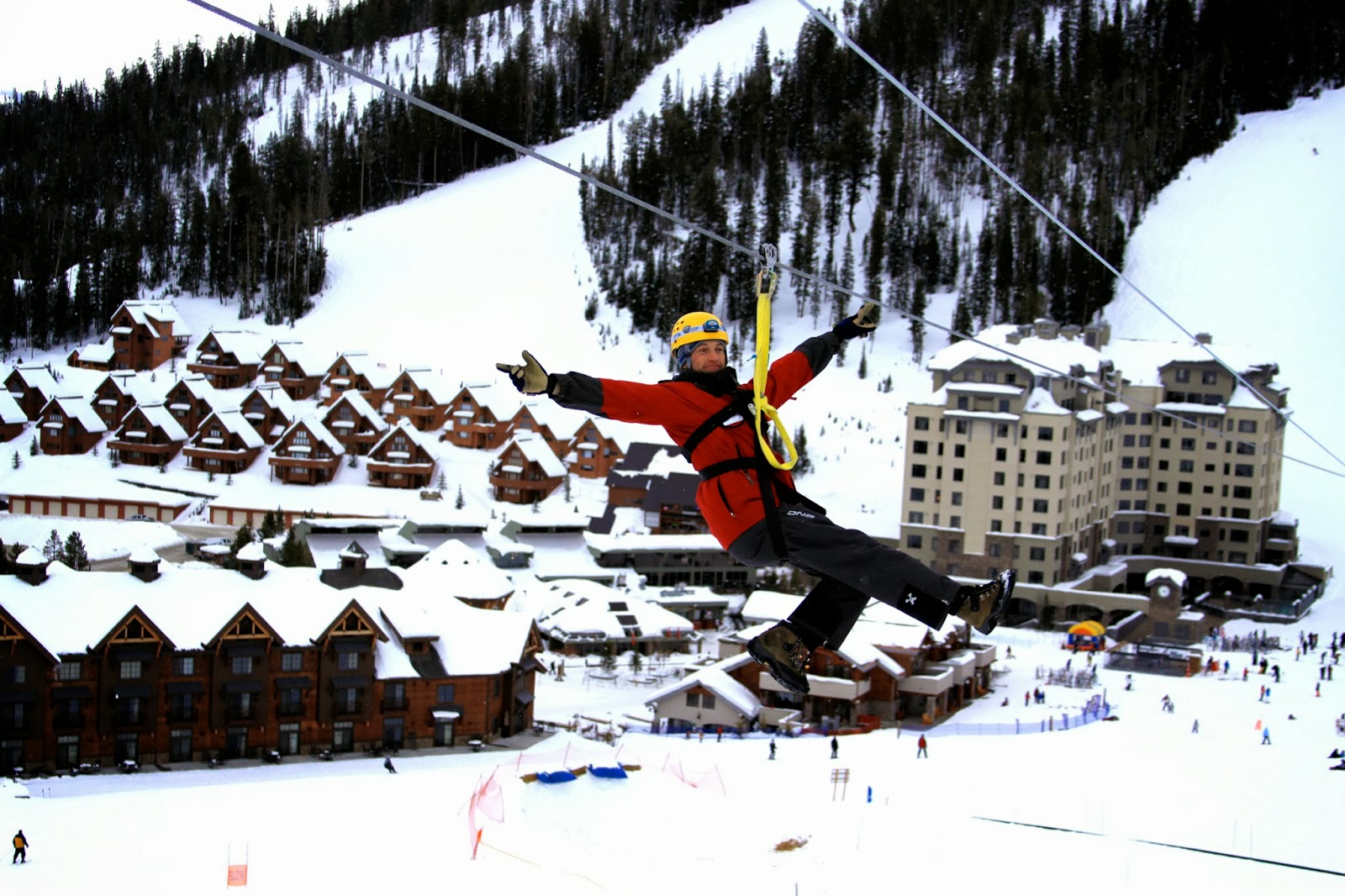 The family vacationist ski and snow sports warm up winter for Warm winter family vacations