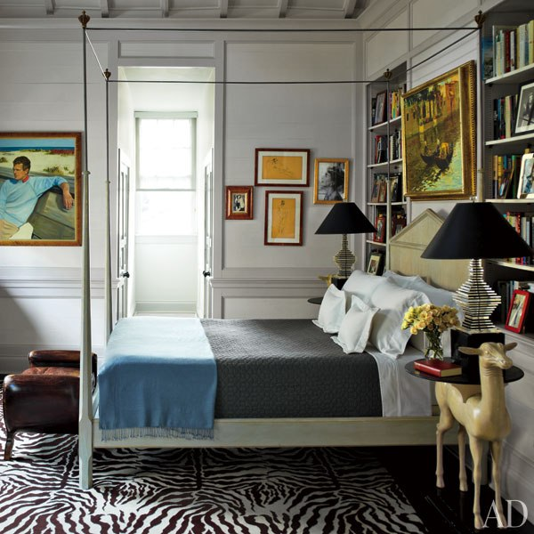 Mix And Chic Home Tour A Glamorous And Historic New - new orleans home decor interior