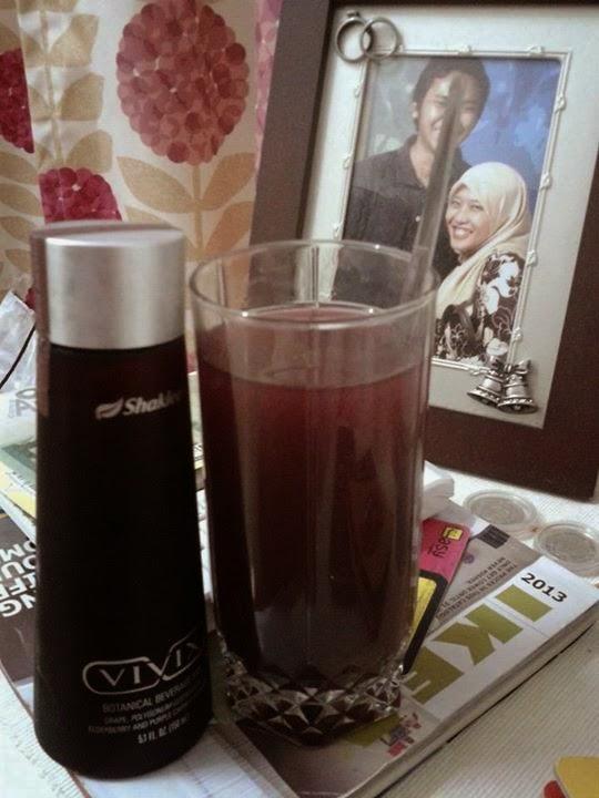 minuman kecantikan