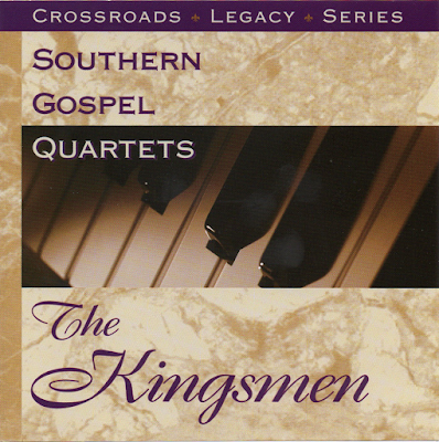 The Kingsmen Quartet-Southern Gospel Quartets-