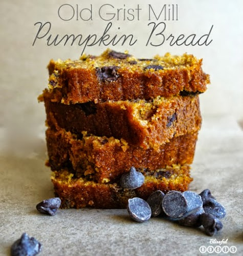 Old Grist Mill Pumpkin Bread