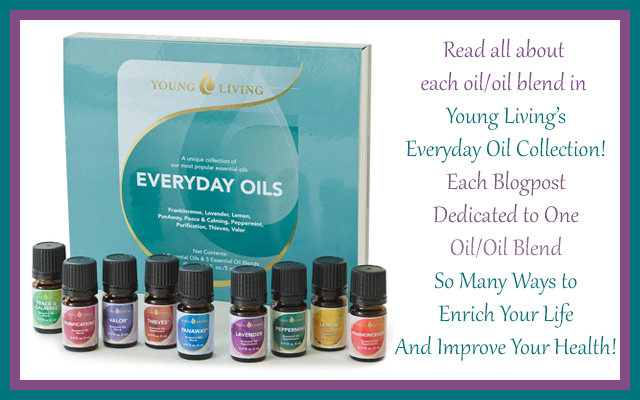 Young Living's Everyday Essential Oil Collection